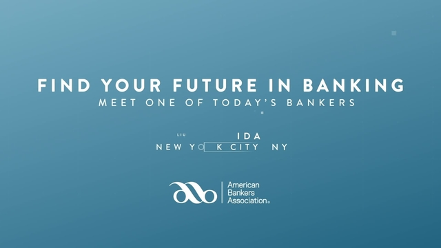 Ida Liu profiled by the American Bankers Association