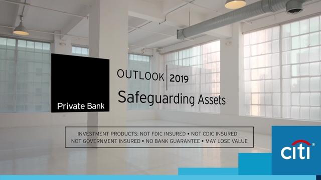 Outlook 2019 - Safeguarding assets
