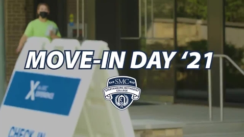Thumbnail for entry Move-in Day 2021