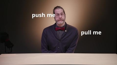 Thumbnail for entry Sliders - Push Me Pull Me