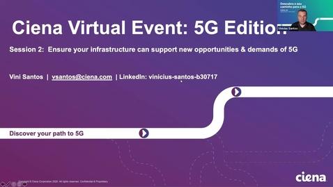 Thumbnail for entry S2P5:  Exemplos de construção de rede de clientes 5G