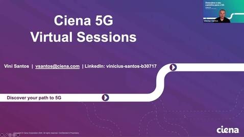 Thumbnail for entry S1P2: Casos de uso e oportunidades de 5G