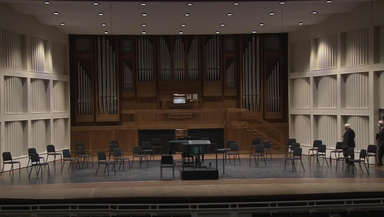 2021 Spartanburg Festival Chorus Concert