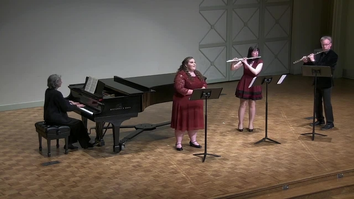 Graduate Ensemble Recital: Anna Neely, soprano