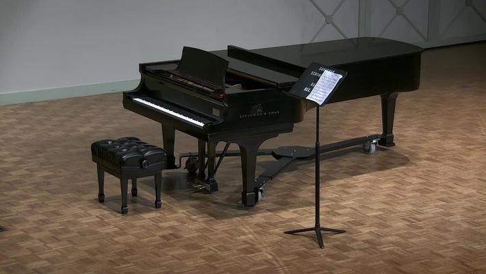 Junior Recital: Tisha Kosmas, violin
