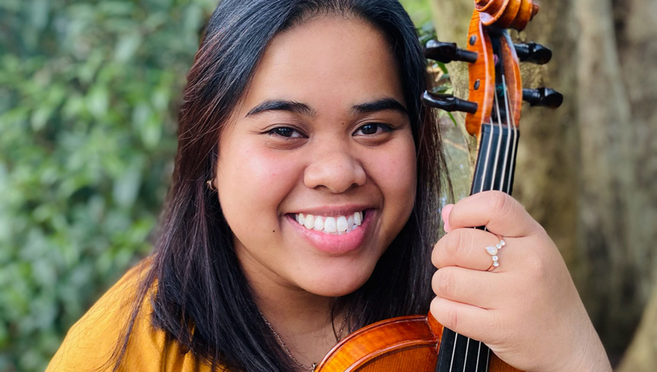 Junior Recital by Tisha Kosmas, violin