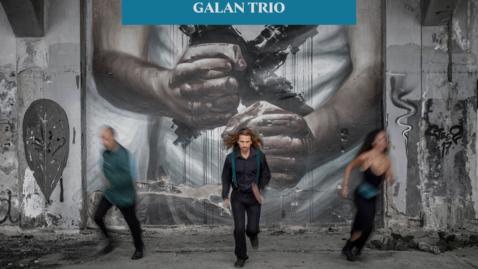 Thumbnail for entry Guest Artist Recital: Galan Trio