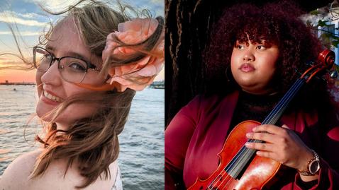 Thumbnail for entry Junior Recital: Sommerset Sewell, soprano & Ahdiayah Horton, viola