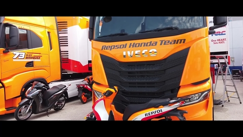 Thumbnail for entry Los IVECO S-WAY Del HRC