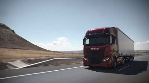 Thumbnail for entry IVECO S-WAY     Consigli di guida
