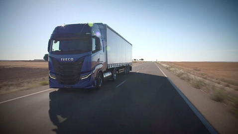 Thumbnail for entry IVECO S-WAY     Consigli di guida: Eco Switch