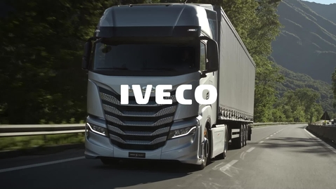 Thumbnail for entry DRIVER PAL     IVECO S-WAY Episode 2
