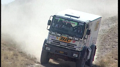 Thumbnail for entry EUROCARGO 4X4  2015     Challenges story