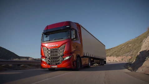 Thumbnail for entry IVECO S-WAY Consigli di guida     HI CRUISE & ECO ROLL