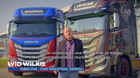 Thumbnail for entry IVECO S-WAY DISEÑO:
