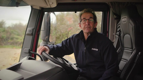 Thumbnail for entry IVECO S-WAY     Interior