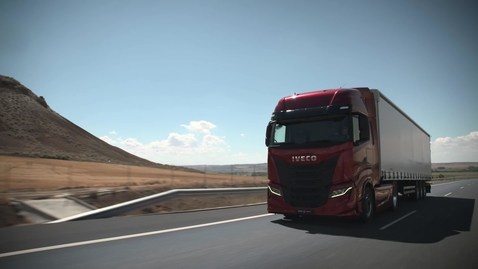Thumbnail for entry IVECO S-WAY     Tipps zum Fahren