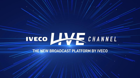 Thumbnail for entry IVECO LIVE CHANNEL     The official launch video