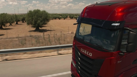 Thumbnail for entry IVECO S-WAY     Tipps zum Fahren: Interieur