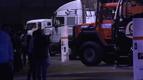 Thumbnail for entry IVECO S-WAY     Fahrzeugvorstellung