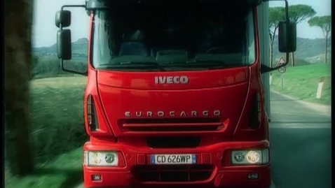 Thumbnail for entry EUROCARGO 2004     Signed & Delivered
