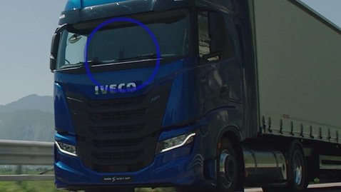 Thumbnail for entry IVECO S-WAY     Tipps zum Fahren: AEBS & mehr