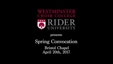 Thumbnail for entry 2017-04-20_WCC_Spring_Convocation