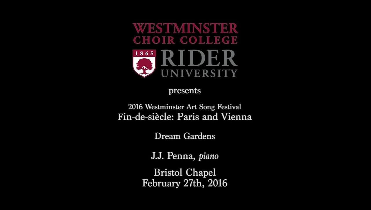 2016-02-27 Art Song Festival