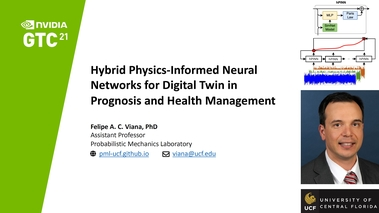 Hybrid Physics-Informed Neural Networks for Digital Twin in Prognosis and Health Management [S31573]
