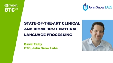 State-of-the-Art Clinical and Biomedical Natural Language Processing [S31712]