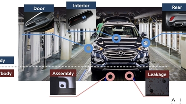 Accelerating Visual Inspection of Vehicle Underbody for Faulty Detection through Deep Learning [S31451]