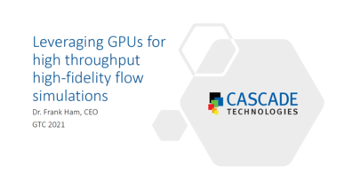 Leveraging GPUs for High-Throughput, High-Fidelity Flow Simulations [S31911]