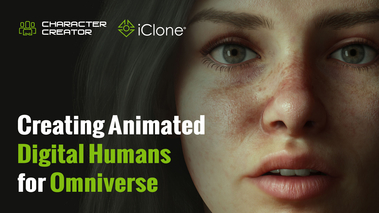 Creating Animated Digital Humans for Omniverse [S31882]
