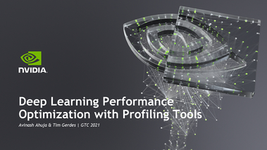 Deep Learning Performance Optimization with Profiling Tools [S31228]