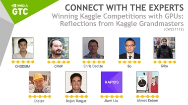 Winning Kaggle Competitions with GPUs: Reflections from Kaggle Grandmasters [CWES1112]