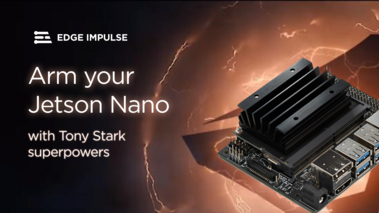 """Arm"" your Jetson Nano with Tony Stark Superpowers [S32790]"