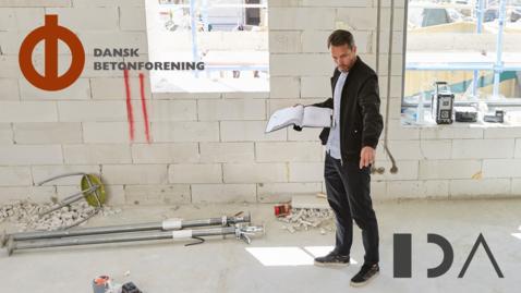 Thumbnail for entry EPS-beton – Erfaringer omkring fordele og udfordringer