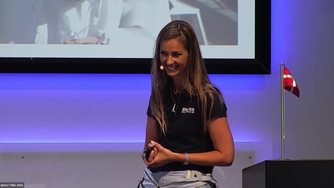Thumbnail for entry Space Talks 2021 - Sheila M. S. Christiansen