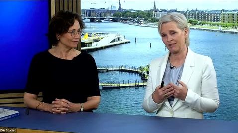 Thumbnail for entry Ledelsen der styrker - Pilen peger på dig, v/  Kirsten Hvid-Hansen & Agnete Gersing