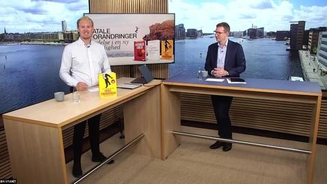 Thumbnail for entry TakeAways: Fatale Forandringer med Christian Ørsted – ledelse i en ny virkelighed