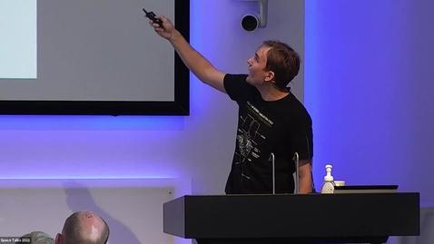Thumbnail for entry Space Talks 2021 - Jeppe Nielsen