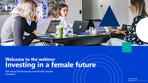 Thumbnail for entry Investing in a female future
