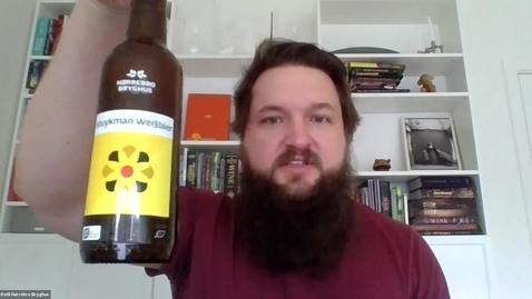 Thumbnail for entry Virtuel ølsmagning