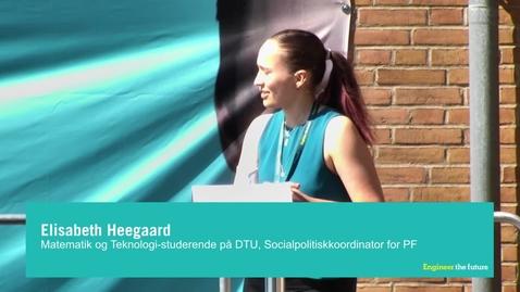 Thumbnail for entry Folkemøde debat: Studentertrivsel – Hvordan hæver vi barren?