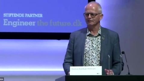 Thumbnail for entry Vejen mod 2030 – Et Danmark uden energispild (Thomas Damkjær Petersen, IDA)
