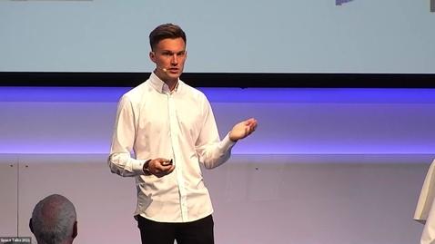Thumbnail for entry Space Talks 2021 - Nicolai Iversen