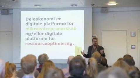 Thumbnail for entry Sådan virker deleøkonomi