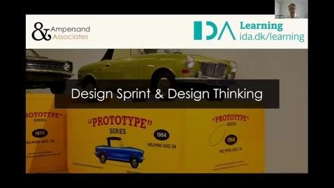 Thumbnail for entry Design Thinking og Google design sprint