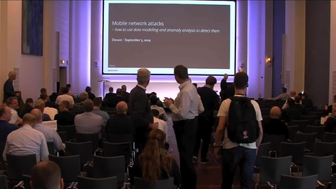 Thumbnail for entry Privacy: Mobile network attacks are common - and a threat to your data and IoT setup by Rasmus Haves