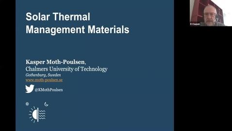 Thumbnail for entry Et unikt bud på termisk energilagring i molekyler